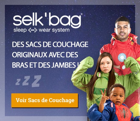 Sacs de Couchage Selk'Bag