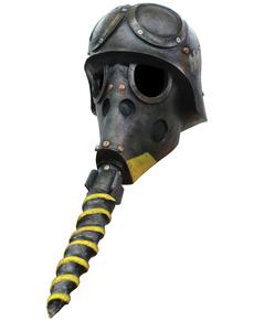 Masque moustique man latex
