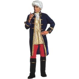 Déguisement Casanova séducteur homme grande taille
