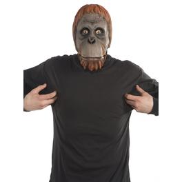 Masque orang-outan en latex