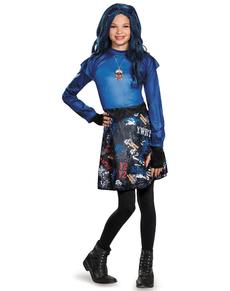 Costume Evie Descendants - L'Île de l'Oubli fille