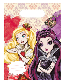 6 sachets Ever After High